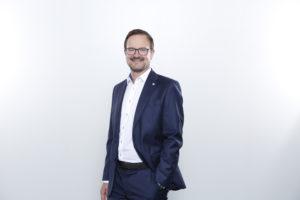 Rüdiger Krumes, Geschäftsführung Sycor. Foto: Sycor GmbH