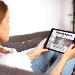 Zeitung braucht kein Papier: Die Nutzerzahlen