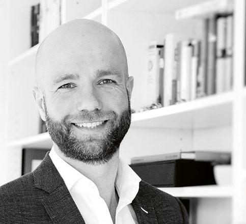 Philipp Niemann, Inhaber und Geschäftsführer Schuhhaus Friedrich Niemann KG, Cammer
