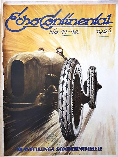 Die letzte von Erich Maria Remarque verantwortete Ausgabe des Echo Continental. Aber er blieb als Autor Zeitschrift und Unternehmen verbunden. Repro Pohlmann