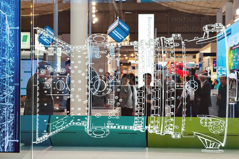 Zentrales Messethema: Die Automatisierung der industriellen Produktion. Foto: Deutsche Messe