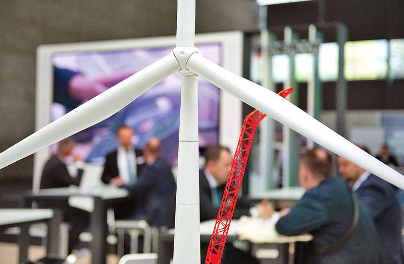 Energie integriert: Das Thema ist seit Jahren wichtiger Part der Hannover Messe - in diesem Jahr unter dem Titel Integrated Energy. Foto: Deutsche Messe