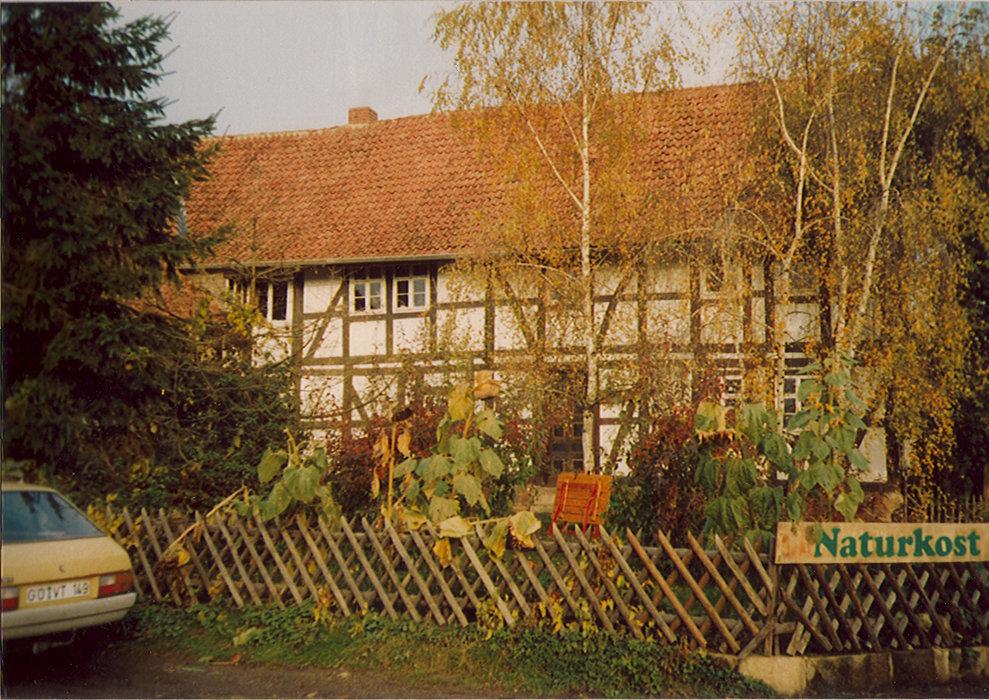 Keimzelle des Unternehmens war eine WG, die in Elkershausen lebte. Foto: Naturkost Elkershausen