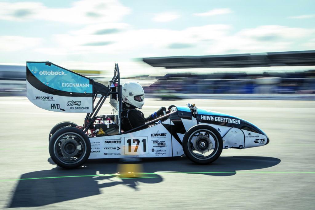 Foto: Formula Student Germany/Elena Schulz
