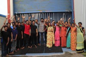 Das indische Team von Kulero. Foto: Kulero GmbH