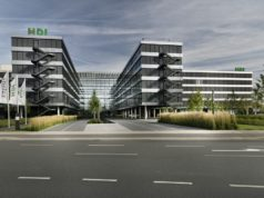 Talanx-Zentrale in Hannover.