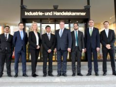 Referenten Workshop zu Indien in der IHK Hannover