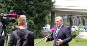 Minister Althusmann im Interview.